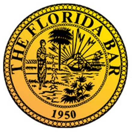 Badge - The Florida Bar 1950