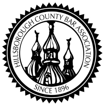 Badge - Hillsbrough County Bar Association Since 1896