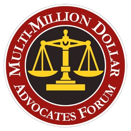 Badge - Multi-Milion Dollar Advocates Forum