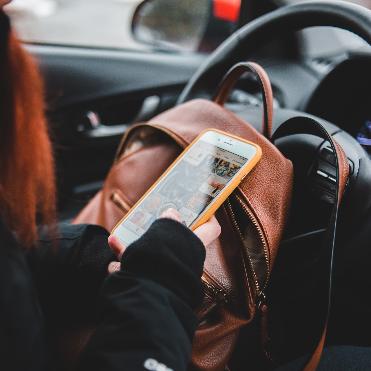 Distracted Driver Accidents