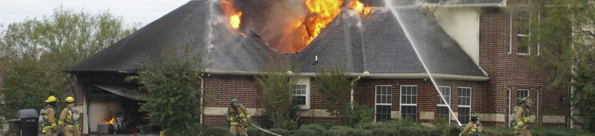House On Fire, Fire Damage Claims Dispute Lawyer