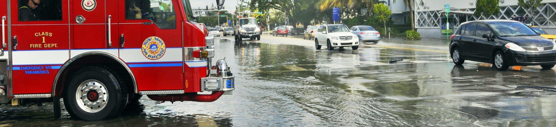 Street Flood, Flood Claim Dispute Lawyer