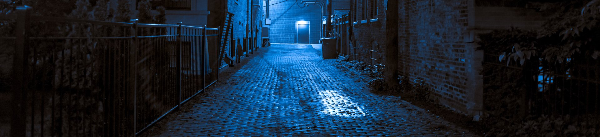 Dark Alley, Inadequate Lighting Lawsuit Claims Lawyer